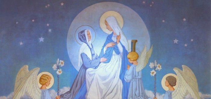 Prier le rosaire à la Chapelle de la Médaille Miraculeuse