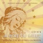 CD de louange n°4 : Aurore du salut
