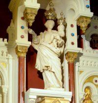 Huile miraculeuse à Notre-Dame du Laus et parfums