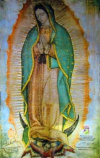 Notre-Dame de Guadalupe Mexique 1531 la Sainte Vierge apparaît à Juan Diego