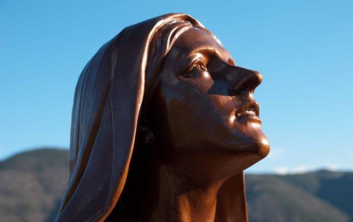 La vision du paradis de Benoîte Rencurel à Notre-Dame du Laus