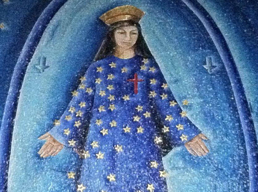 A Pontmain, la Vierge aux Étoiles redonne l'espérance à ses enfants