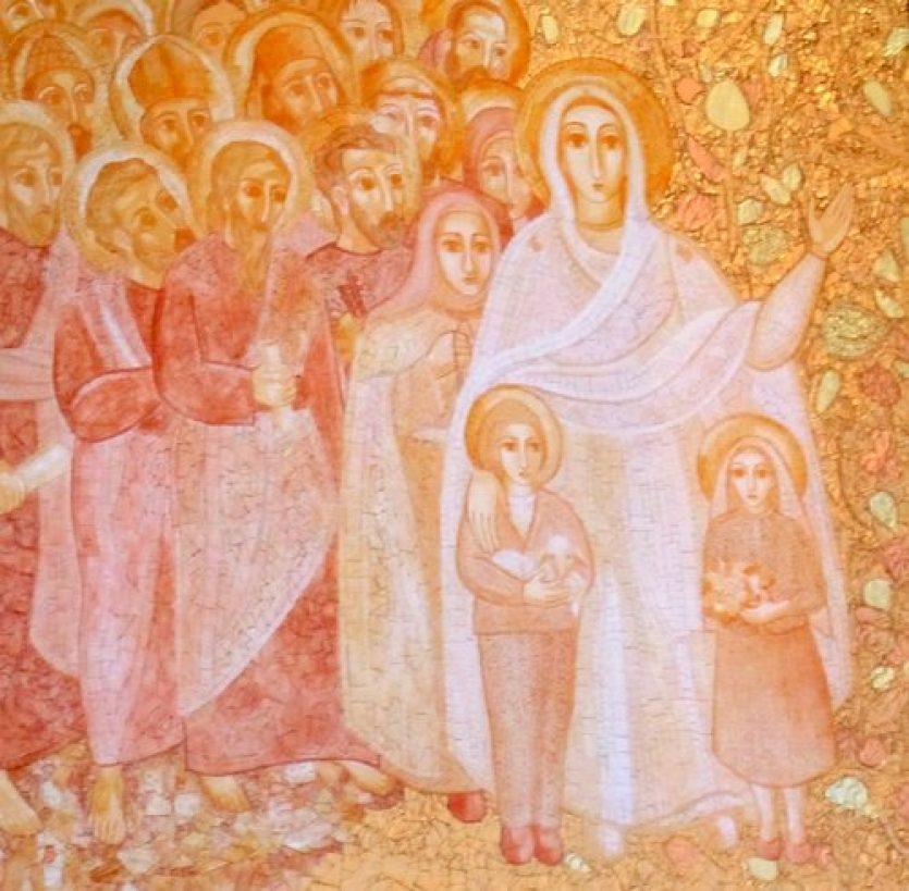 Démarche des 5 premiers samedis Marie fait de nous des saints