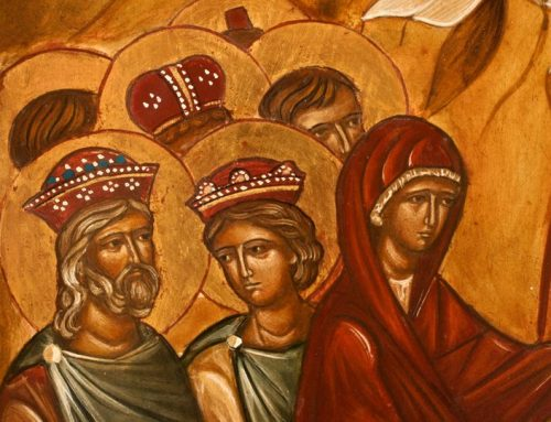Les saints nous apprennent à prier Marie