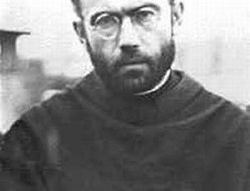 Consécration de saint Maximilien Kolbe, apôtre de l'Immaculée