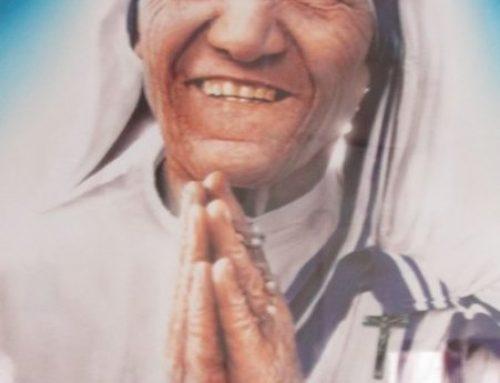 1. Mère Teresa et la Vierge Marie