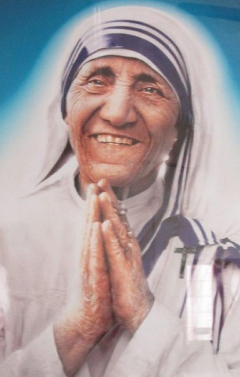 Mère Teresa de Calcutta, la sainte de plus pauvres des pauvres