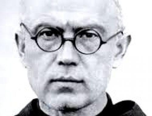 5. Saint Maximilien Kolbe