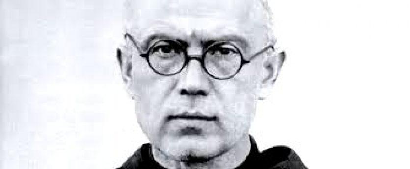 Saint Maximilien Kolbe apôtre de l'Immaculée assassiné à Auschwitz