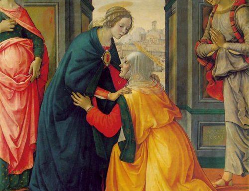 4. Sainte Élisabeth