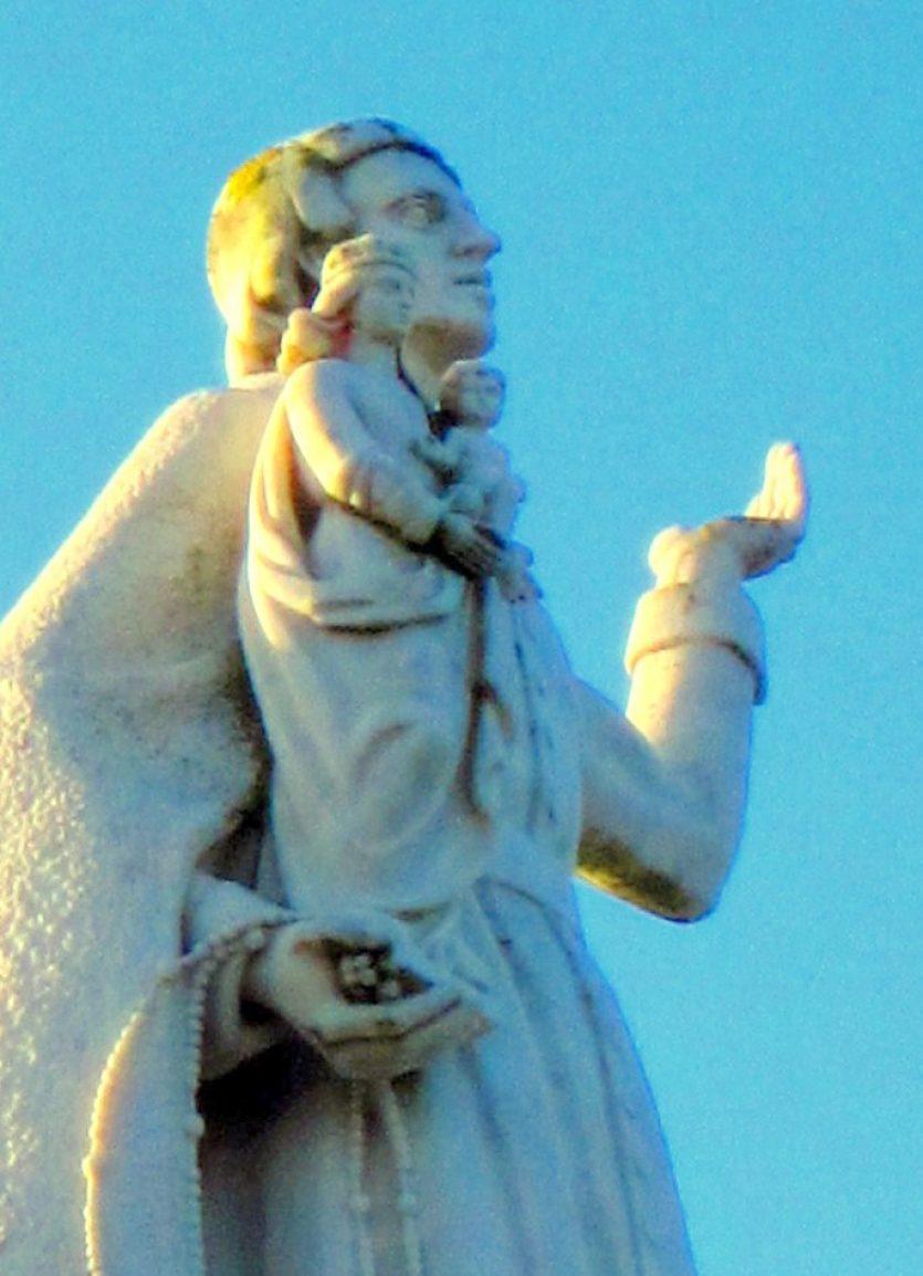 Saint Louis-Marie Grignion de Montfort apôtre de Marie et du Rosaire