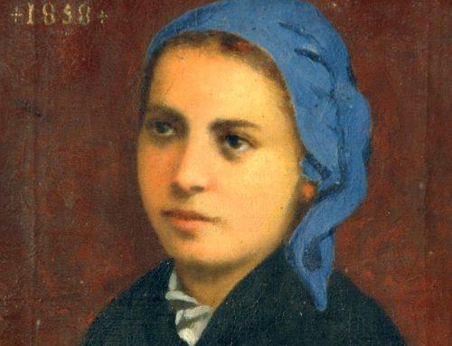6. Sainte Bernadette de Lourdes