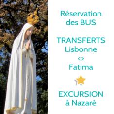 Réservation des cars : transfert et excursion