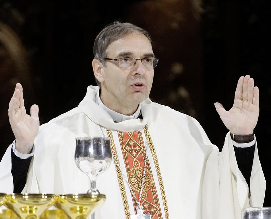 Mgr Jérôme Beau